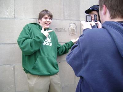 Rob found the Nebraska relic