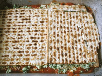 A Passover Special: Healthy Ways to Eat Matzo!